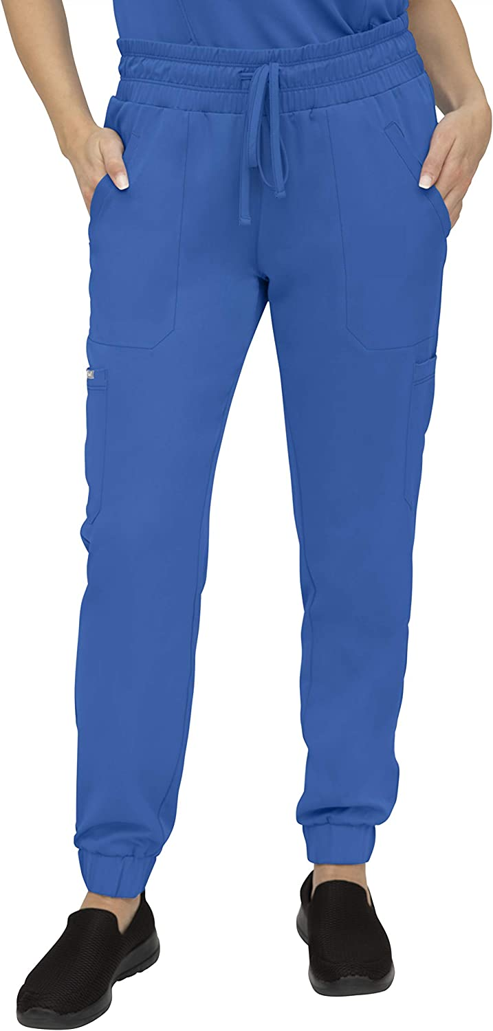 Super popular specialty store Ranking TOP11 SOULFUL SCRUBS Jogger Pant for Women Pocket 5 Midrise St Fit -