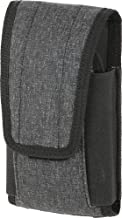 Maxpedition Gear Entity Utility Pouch Large Fits Regular & Plus Size iPhone, Charcoal