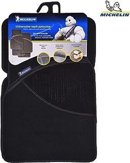 Michelin Car Mat set- Black-4pcs- Carpet