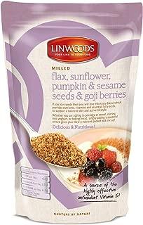 Linwoods Flaxseed, Sunflower/Pumpkin/Sesame Seeds/Gogi Berries, 8 Ounce