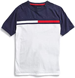 Boys' Adaptive T Shirt with Velcro Brand Closure at...
