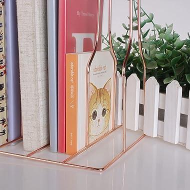 DJH Stockage d'étagère de Stockage de CD, étagère de Stockage de CD créatif, présentoir de Disque Vinyle étagère de Livre