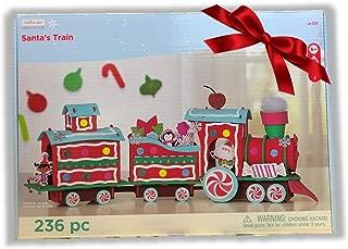 Creatology 236 Piece 3D Santa's Christmas Train Foam Kit