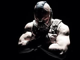 TST INNOPRINT CO The Dark Knight Rises Bane Poster 24x32