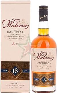 Rum Malecon Añejo 18 Años Reserva Imperial 40,00% 0,70 Liter