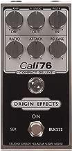 Origin Effects Cali76 Compact Deluxe LTD Inverted Black
