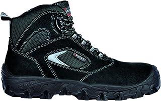 ee88bac6576 Cofra NEW Egeo S1 P SRC par de zapatos de seguridad talla 38 NEGRO