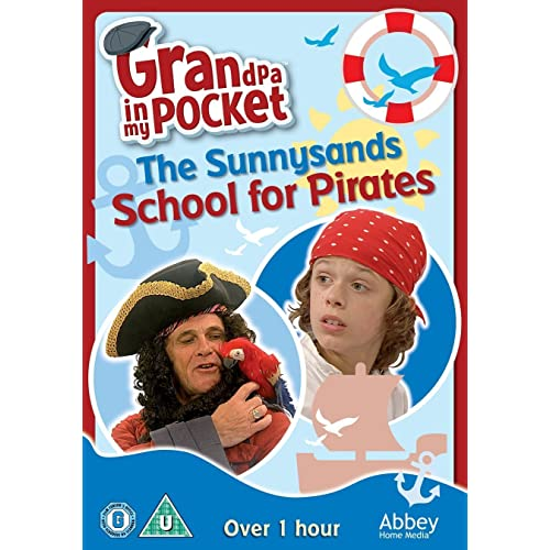 Grandpa In My Pocket - School For Pirates