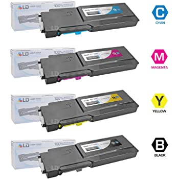 W8D60 USA Advantage Compatible Toner Cartridge Replacement for Dell 331-8429//331-8421//331-8425//331-8429 4CHT7 Extra High Yield Black,1 Pack