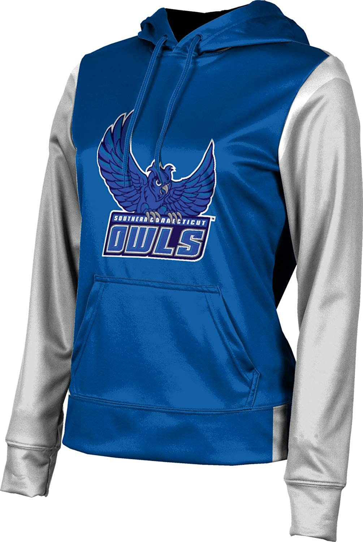 ProSphere Southern Connecticut State University Girls' Pullover Hoodie, School Spirit Sweatshirt (Tailgate)