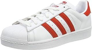 Amazon.fr : Adidas Superstar Rouge