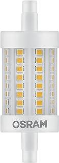 Osram 811751 Bombilla LED R7s 8.5 W Blanco tubular plástico