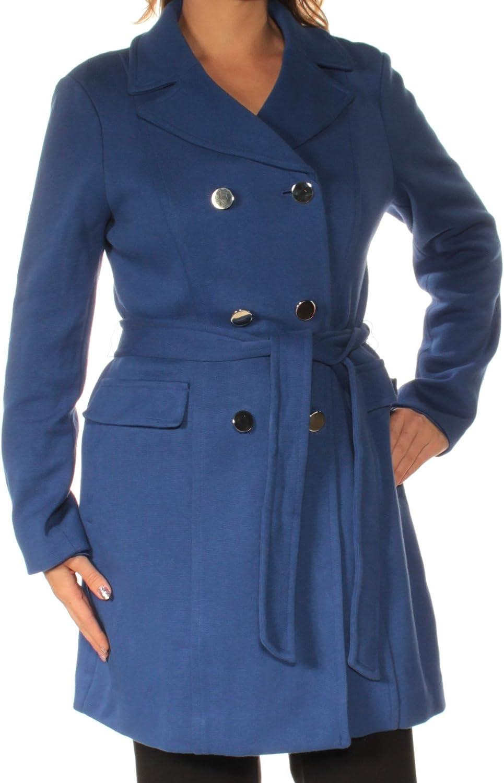 INC Womens DoubleBreasted Pea Coat