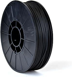 (Midnight) - Aleph Objects Inc. NinjaFlex 3D Printer Filament, TPE, 3 mm, 0.75 kg Reel, Midnight