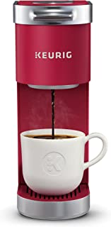 Keurig K-Mini Plus Coffee Maker, Single Serve K-Cup Pod Coffee Brewer, Comes With 6 to 12..