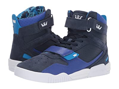 Supra Breaker (Navy/Royal/White) Men