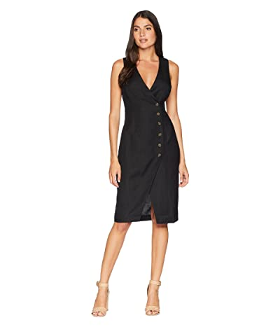 ASTR the Label Demi Dress (Black) Women