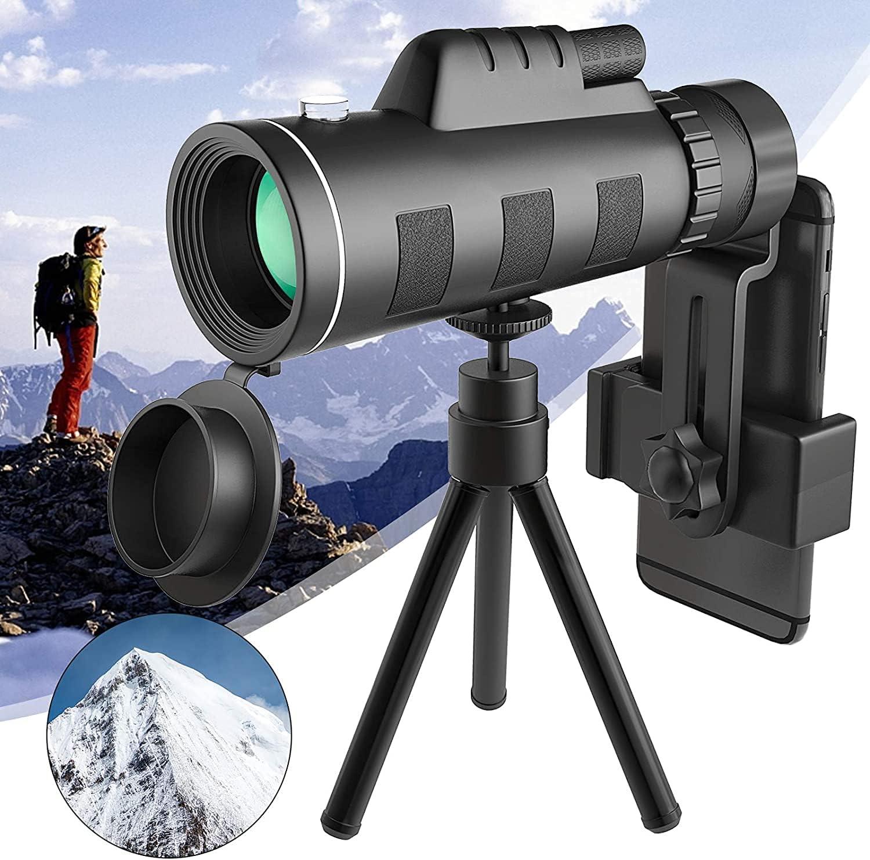 Topmeg Monocular Telescope 40X60 Night Dedication HD Cash special price V
