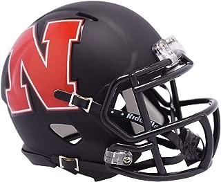 Nebraska Cornhuskers Riddell Speed Mini Football Helmet - 2019 AMP Alternate