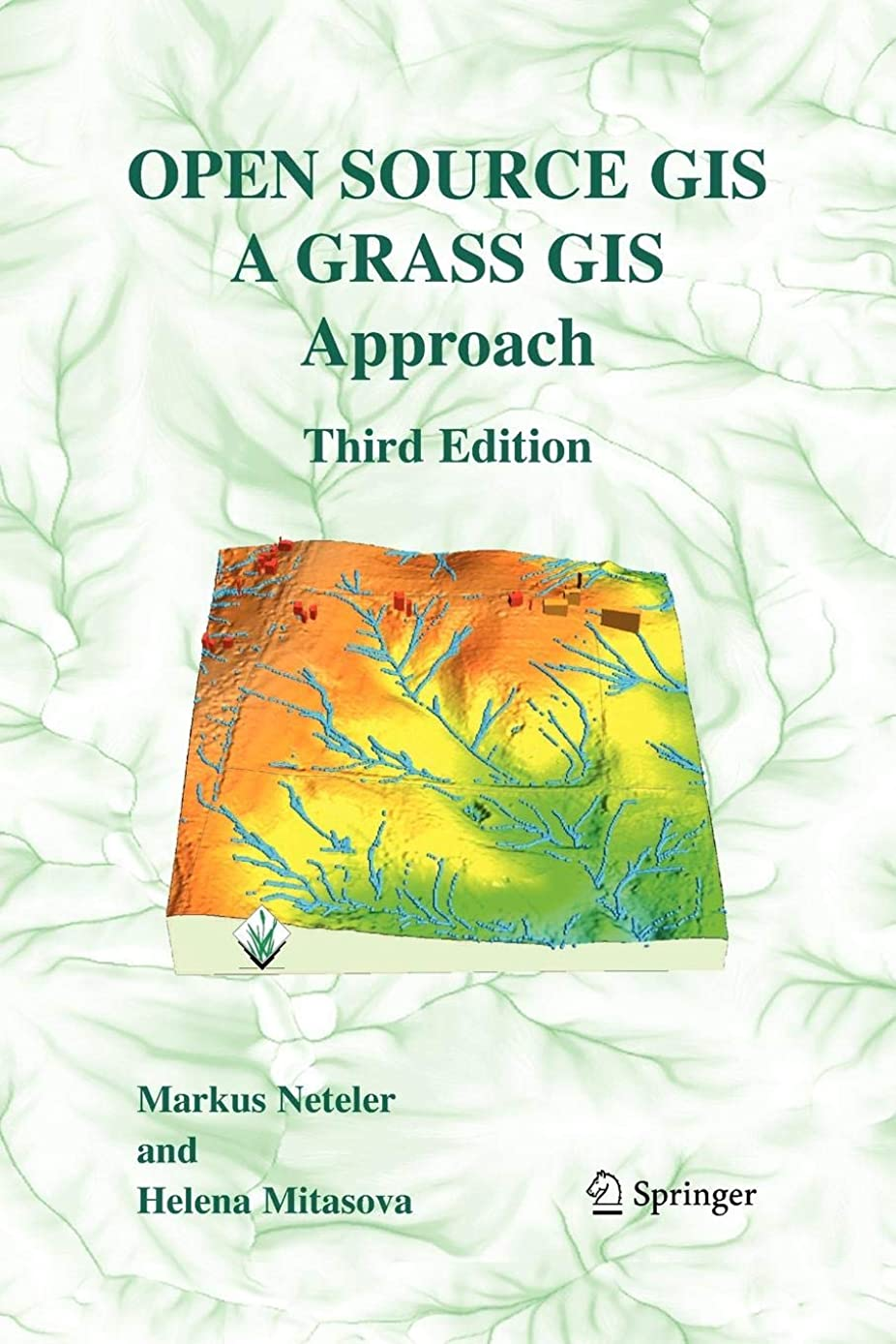 縮れたコーンおOpen Source GIS: A GRASS GIS Approach