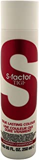 Tigi S Factor True Lasting Color Shampoo, 8.5 Ounce