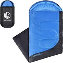 Best Backpacking Sleeping Bag – Lightweight Warm & Cold Weather Sleeping Bags for Adults, Kids & Couples – Ideal for Hiking, Camping & Outdoor Adventures – Single, XXL and Double Review
