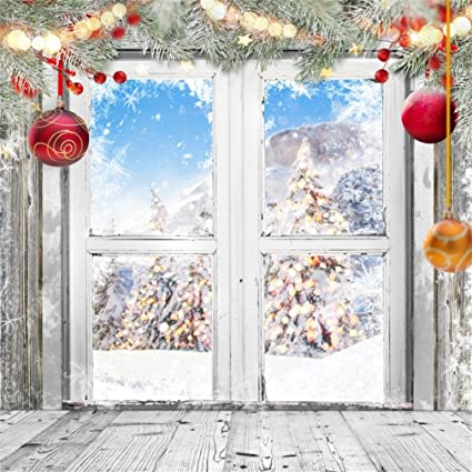 Yongfoto 1 5x1 5m Foto Hintergrund Weihnachten Eisberg Kamera