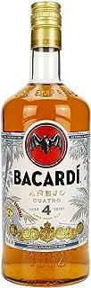 Bacardi Anejo Cuatro 0,7l 700ml 40% Vol 4 Jahre Rum -Enthält Sulfite