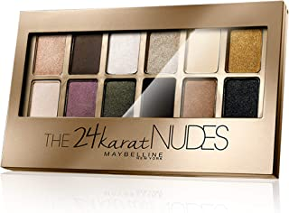 Maybelline The 24 Karat Nudes Palette