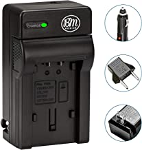 VW-VBK180, VW-VBK360, VBT190, VBT380 Battery Charger for Panasonic HC-V10, HC-V100, HC-V110, HC-V130, HC-V160, HC-V180, HC-V201, HC-V210, HC-V250, HC-V380, HC-V500 ,HC-V510, HC-V520, HC-V550, HC-V700, HC-V710, HC-V720, HC-V750, HC-V770, HC-VX870, HC-VX981, HC-W580, HC-W850, HC-WXF991 Camcorder