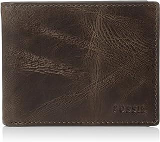 Fossil Derrick Brown Men's Wallet (ML3771201)