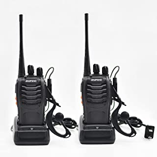 $25 » Sponsored Ad - Baofeng BF-888S Portable Long Range Walkie Talkie, Rechargable Handheld 16 Channels Baofeng BF-888S Two-Way...
