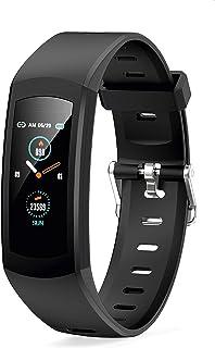 comprar comparacion novasmart - Reloj deportivo runR ONE con correa inteligente y pantalla en color, con registro de frecuencia cardíaca y pre...