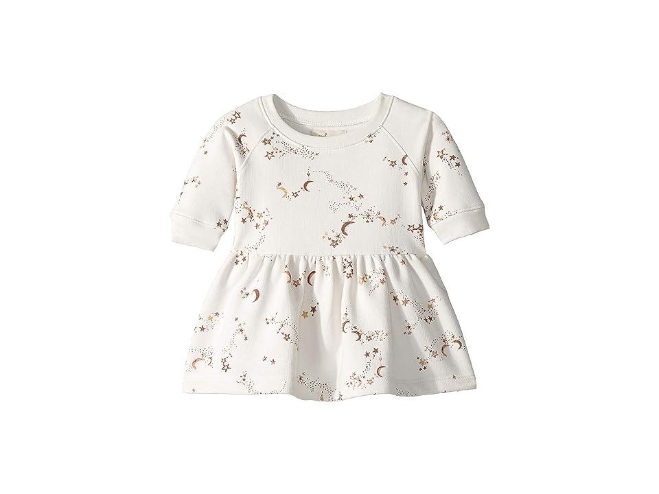 PEEK Aries Dress (Infant) (Sand) Girl