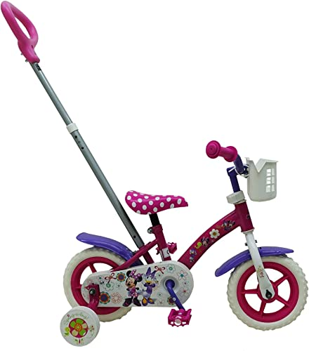 Volare Disney Minnie Mouse Bow Tique 10  Bicycle