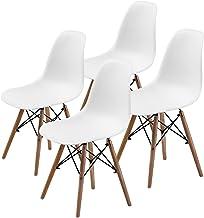 La Bella Replica Eames DSW Dining Chair - White X4