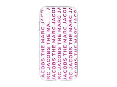Marc Jacobs iPhone XR (Clear) Cell Phone Case