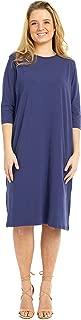 Esteez Women's Tee Dress - 3/4 Sleeve