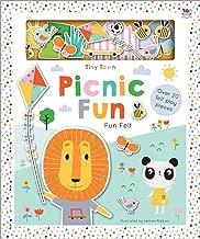 Tiny Town Picnic Fun (Soft Felt Play Books)