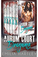 Aurum Court Dragons: Books 1 - 5 Kindle Edition
