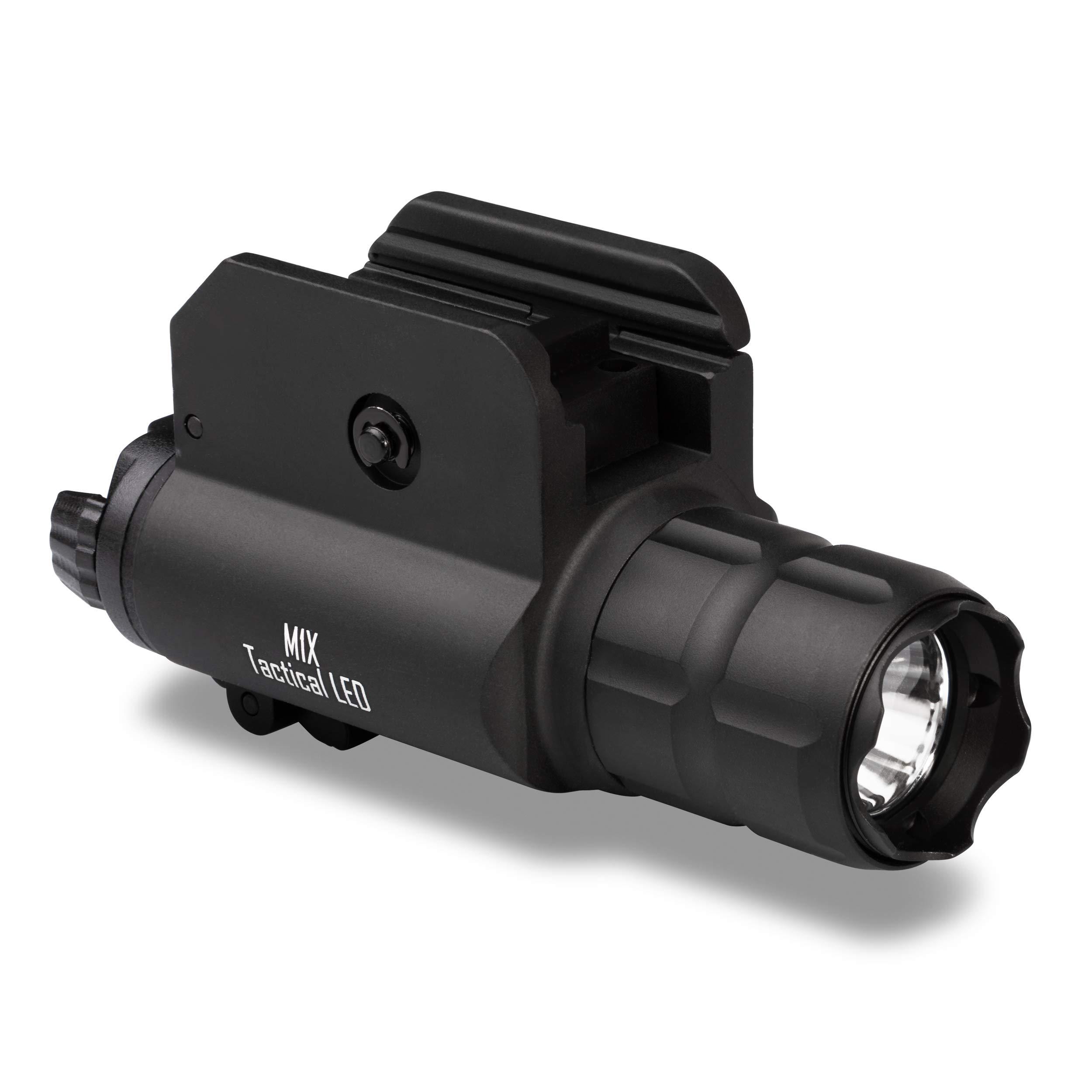 Flashlight DefendTek Rechargeable Springfield picatinny