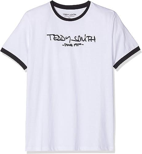 Teddy Smith TICLASS3 JR MC T-shirt Garçon