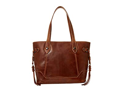 Frye Melissa Carryall (Cognac) Handbags