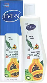 EVE-N Kiwi & Papaya Eadaint Perfect Face Wash 200 ml (Pack OF 100ml*2)