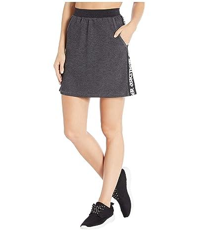 ASICS Tiger Sweat Mini Skirt (Performance Black) Women