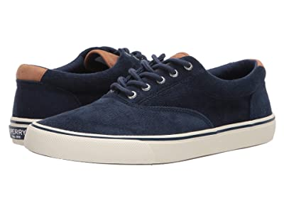 Sperry Striper II CVO Corduroy (Navy Corduroy) Men