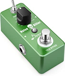 Donner Noise Killer Guitar Effect Pedal Noise Gate Pedal...