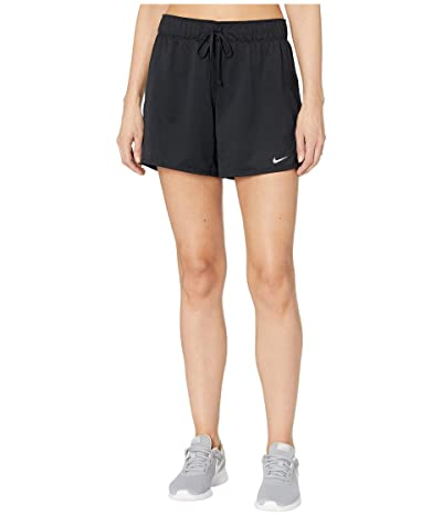 Nike Dry Shorts Attack 2.0 TR 5 (Black/Particle Grey/White) Women