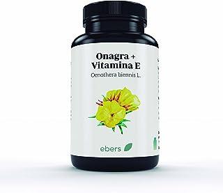 Ebers Onagra y Vitamina E - 100 Cápsulas