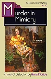 Murder in Mimicry: A Tessa Crichton Mystery